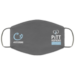 Pitt Hopkins Face Mask - Gray