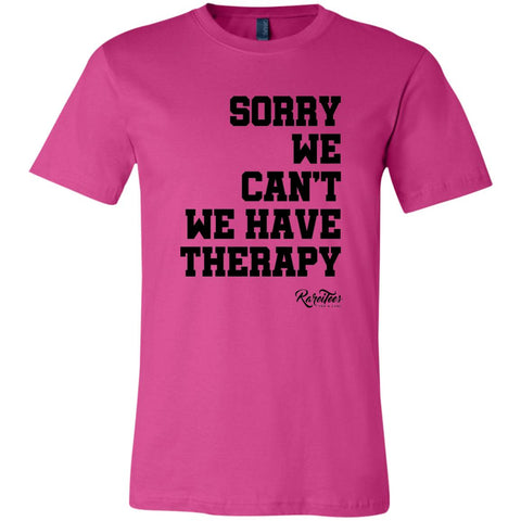 Because Therapy Unisex Tee