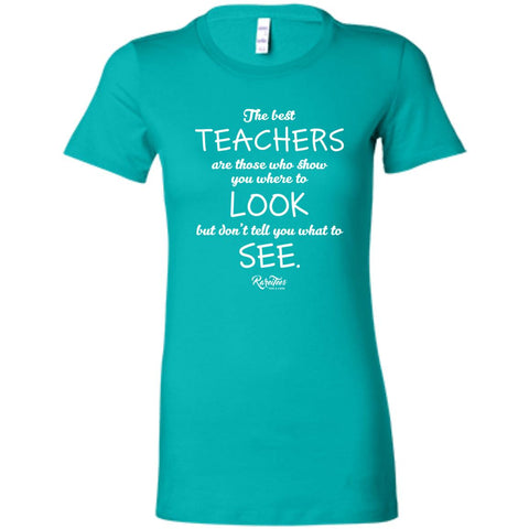 Classroom 5 Ladies Fitted Tee