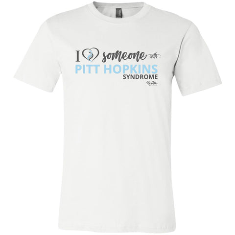 "I love Someone with ""Pitt Hopkins"" Unisex Tee"