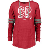 CP Strong Ladies Hooded Pullover