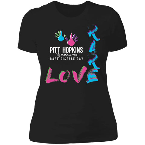 "PTHS ""Love Rare"" Ladies Tee"