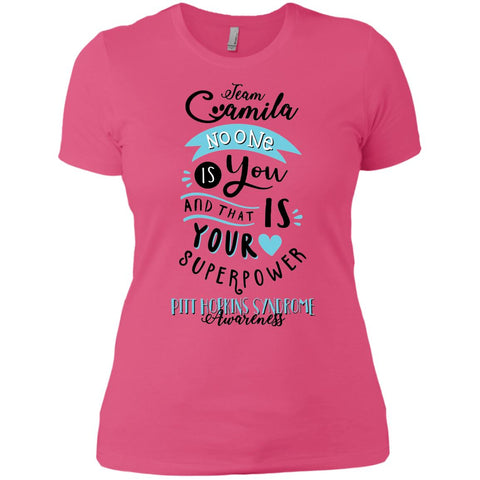 Team Camila Ladies Relaxed Tee