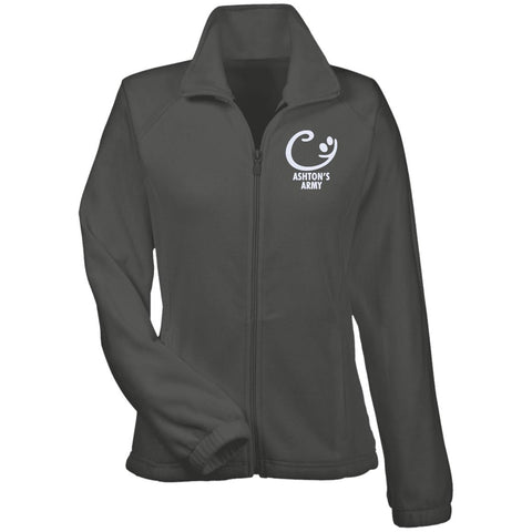 Ashton's Army Fleece Ladies Jacket