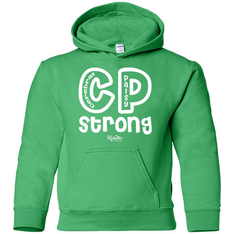 CP Strong Youth Pullover Hoodie