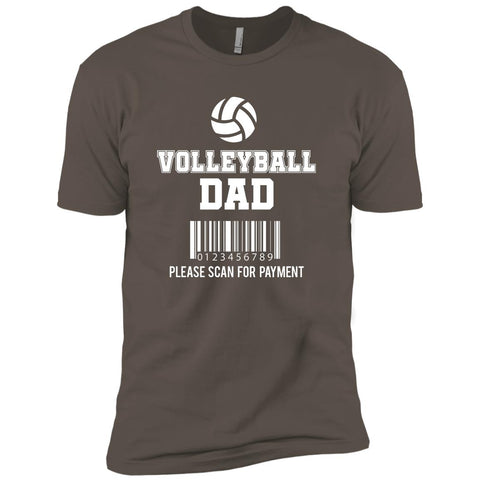 Volleyball Dad Unisex Tee