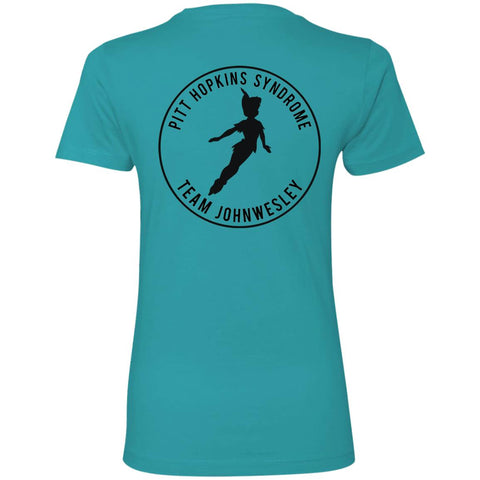 Team JohnWesley Ladies' Relaxed Tee