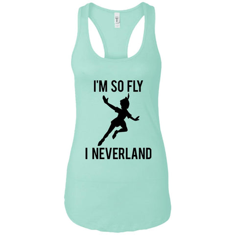 Team Taylor 'I'm So Fly' Ladies Tank