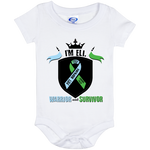 Eli Our Warrior Onesie