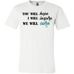 Hope-Inspire-Cure Youth Tee