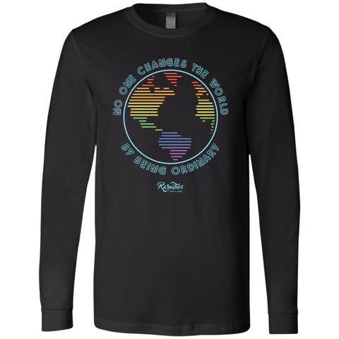 Change the World Long Sleeve Tee