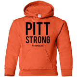Pitt Strong Youth Pullover Hoodie