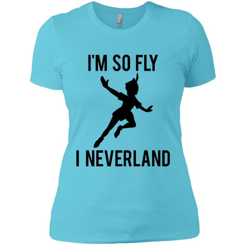 I'm So Fly (Pitt Hopkins) Ladies Relaxed Tee