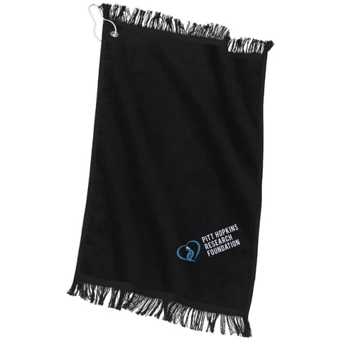 PHRF Golf Bag Finger Tip Towel