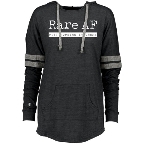 Rare AF Ladies Hooded Pullover