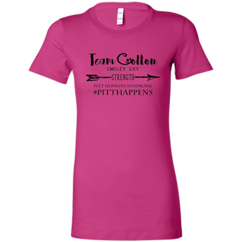 Team Colton Fitted Tee