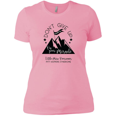 Team Madelyn Ladies' Relaxed Tee