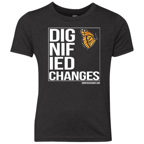 "Dignified Changes ""Box"" Youth Tee"