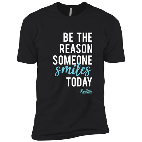 Be the Reason Someone Smiles Unisex Tee