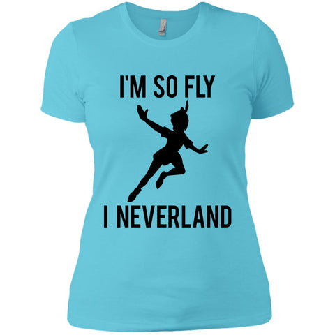 Team Taylor 'I'm So Fly' Ladies Relaxed Tee