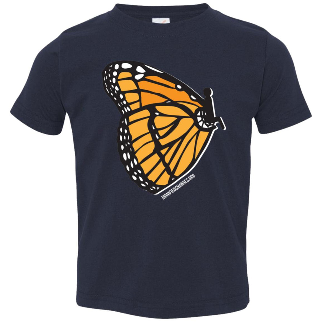 DC Butterfly Infant/Toddler Tee