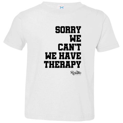 Because Therapy Infant/Toddler Tee