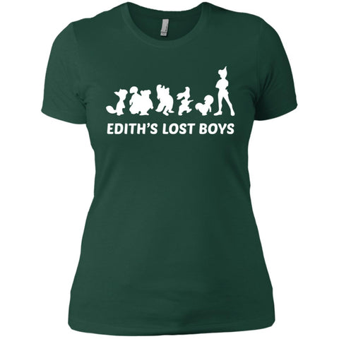"Edith's Lost Boys ""Dream"" Ladies Tee"