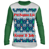 Pitt Hopkins Ugly Christmas Sweater