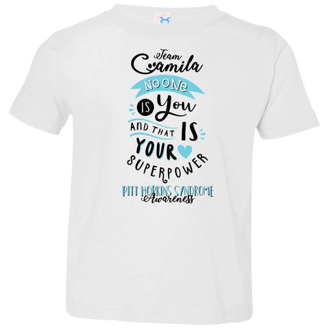 Team Camila Toddler Tee