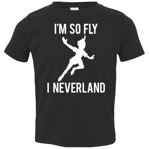 I'm So Fly (Pitt Hopkins) Toddler Tee