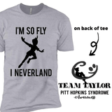 Team Taylor 'I'm So Fly' Unisex Tee
