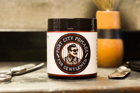 Port City Pomade Original Oil Based