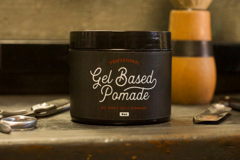 Gel Based Pomade