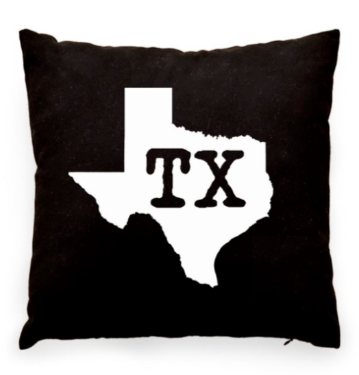 TX Pillow