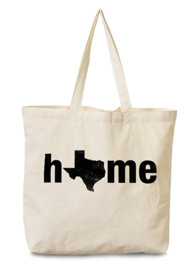 Texas Home Bag