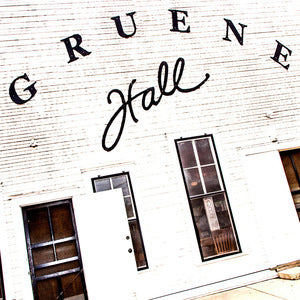 Gruene Dance Hall Coaster