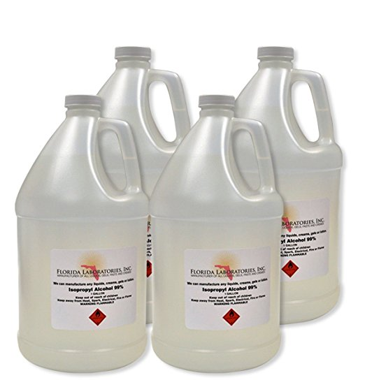 Isopropyl Alcohol Grade 99% Anhydrous