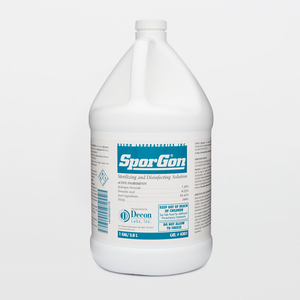 SporGon 4301 Sporicidal Disinfectant (1 Gallon)