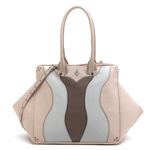 Coxy Bag Grande Multicolor Nude + Ash + Shadow