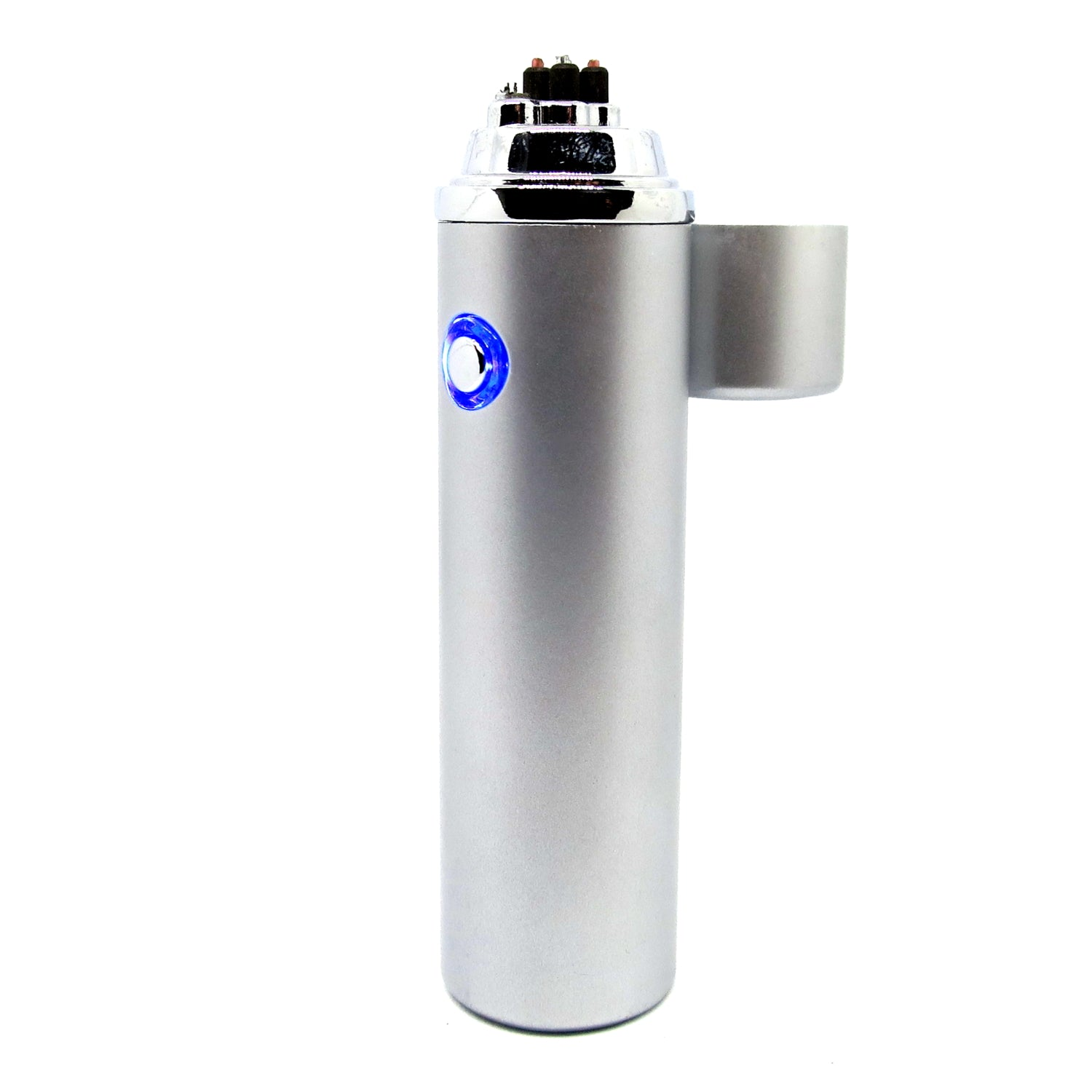 Silver Bullet Matte Finish Cigar Arc Lighter