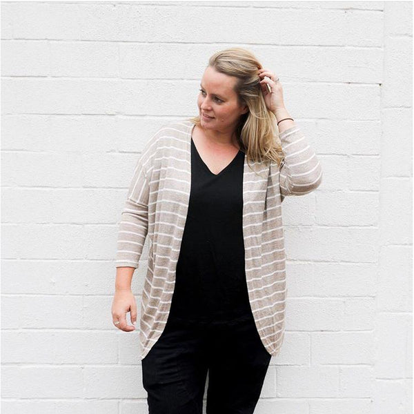 Slouch Cardi