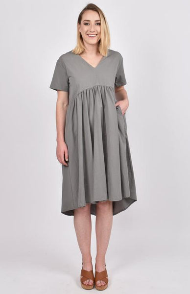 Khaki Wander Dress