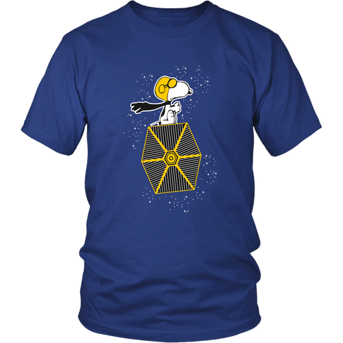 Imperial Flying Ace Snoopy Shirts