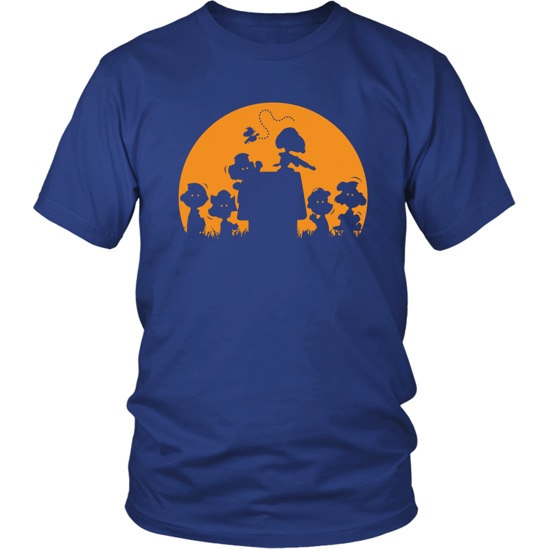 You're A Zombie, Chuck! Snoopy Shirts