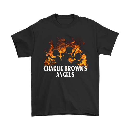 Charlie Brown's Angels Snoopy Shirts