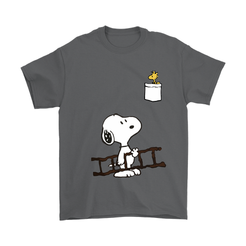 Don't Worry I Will Always Stay By Your Side Snoopy Shirts