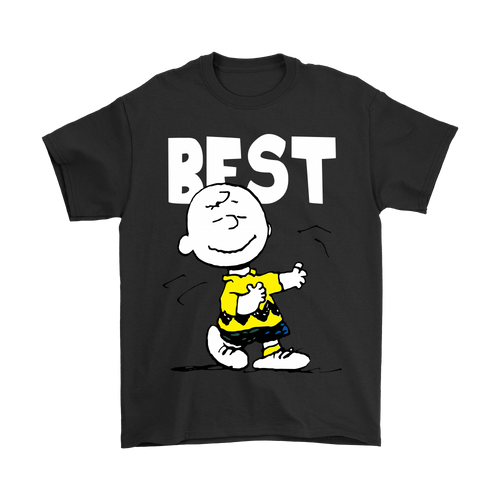 Charlie Brown Best Friend Snoopy Shirts