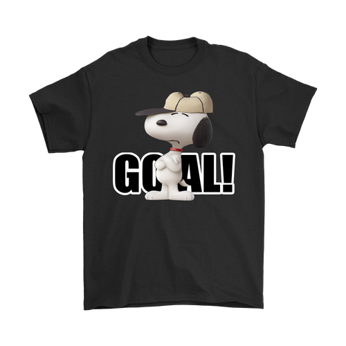 Baseball Goal Winner Snoopy Shirts