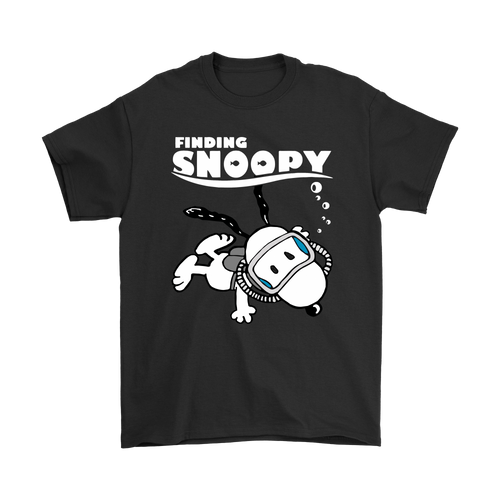 Finding Snoopy Shirts