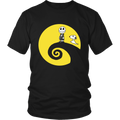 Charlie Skellignton Nightmare Before Christmas Snoopy Shirts